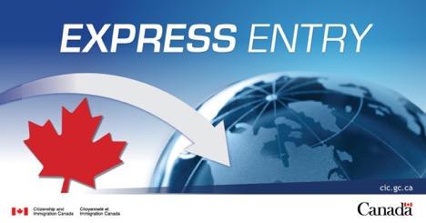 加拿大联邦移民快速通道第131次发邀请,最低分471,邀请3600人