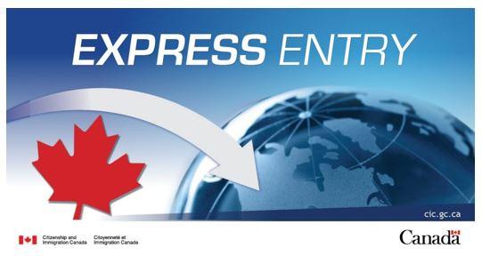 2020年8月5日,移民快速通道Express Entry第158次邀请