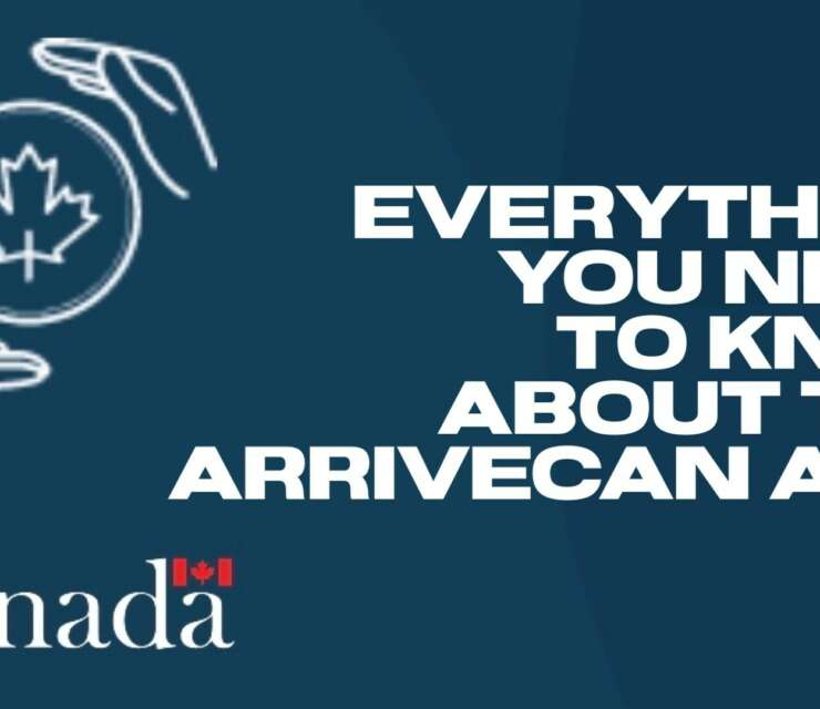 加拿大入境新规定,ArriveCan必备攻略指南