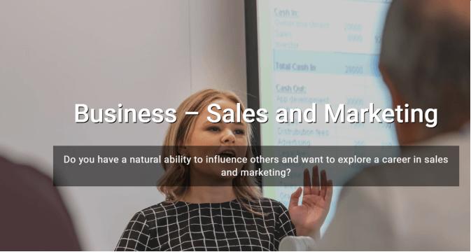 销售和营销