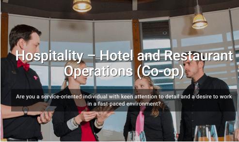 酒店和餐饮运营