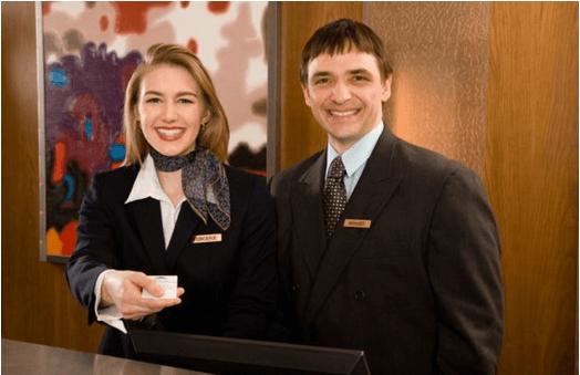 酒店以及旅游业务管理