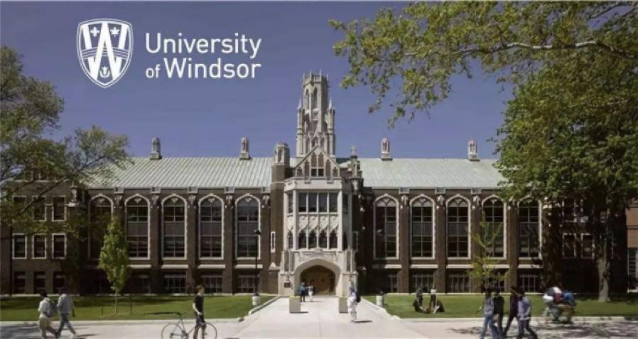 美貌与实力并存的温莎大学
