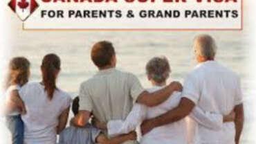 没来得及申请父母团聚移民?快来看看超级签证!